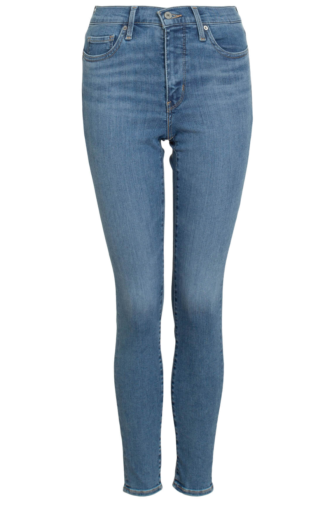 Levi s Dames 310 shaping skinny jeans Blauw