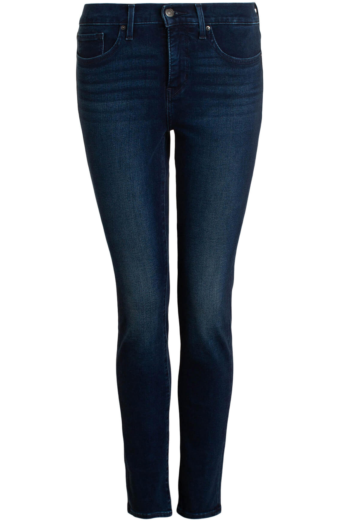 Levi s Dames 311 L32 shaping skinny jeans Blauw