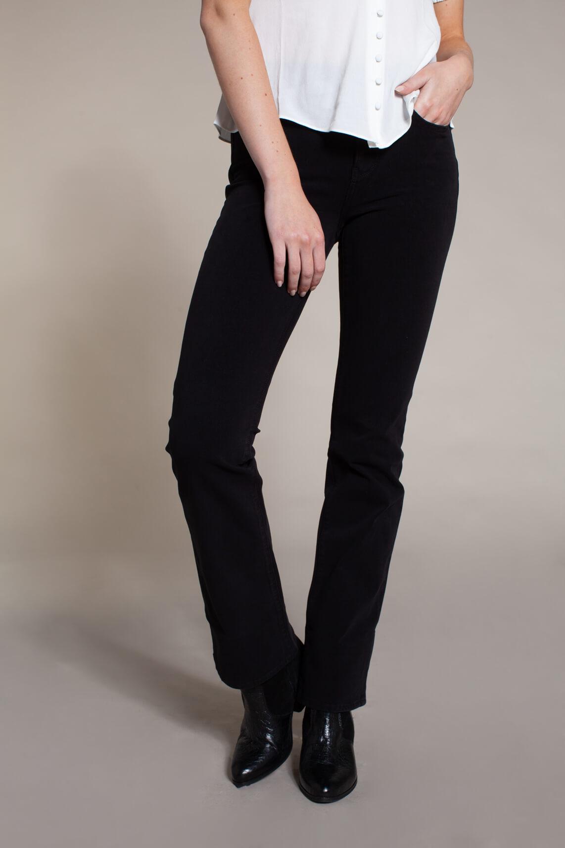 Levi s Dames 315 L30 Bootcut jeans zwart