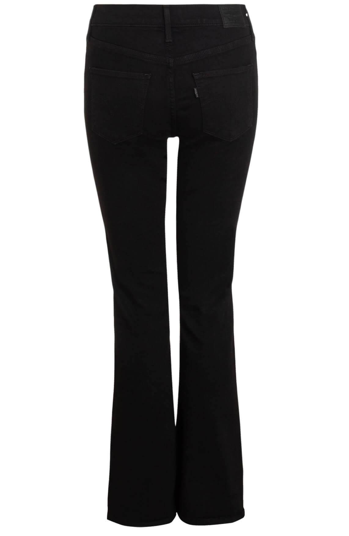 Levi s Dames 315 L32 Bootcut jeans zwart