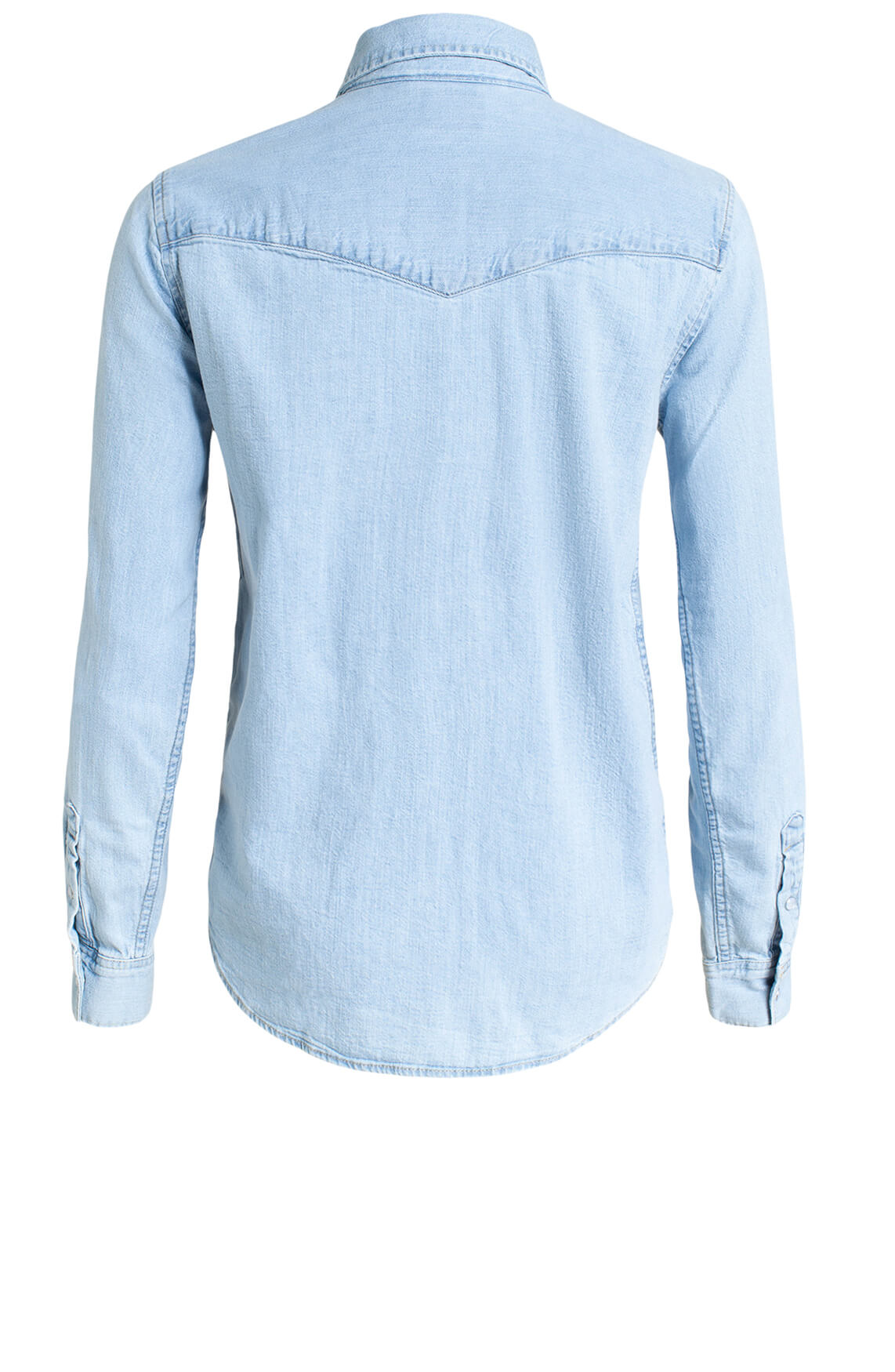 Levi s Dames Spijkerblouse Blauw