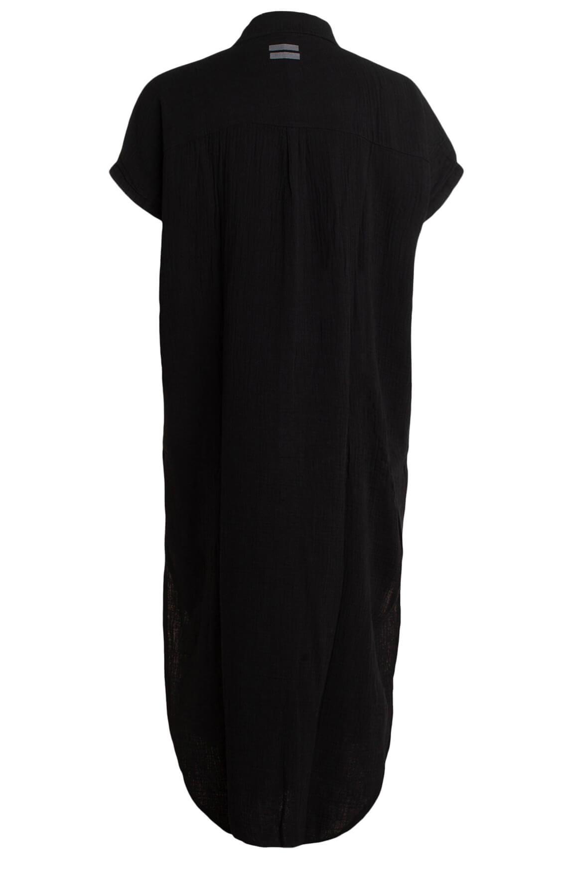 10 Days Dames Oversized jurk zwart