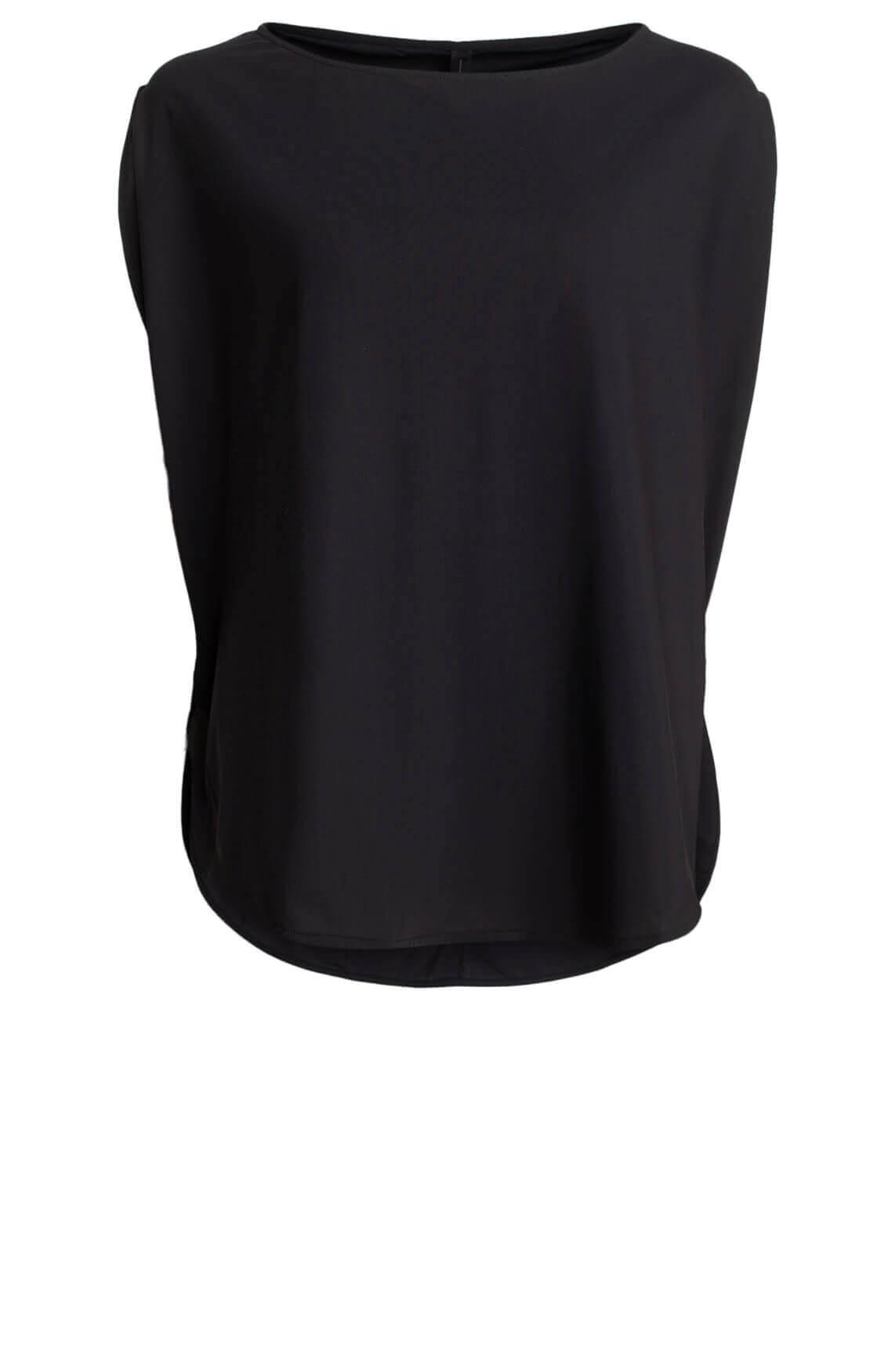 10 Days Dames Sporty shirt zwart