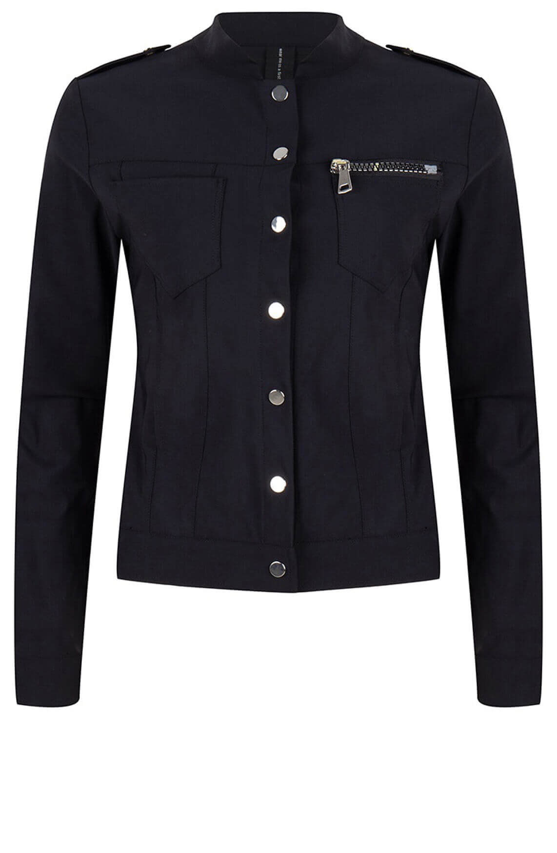Jane Lushka Dames June worker jacket zwart