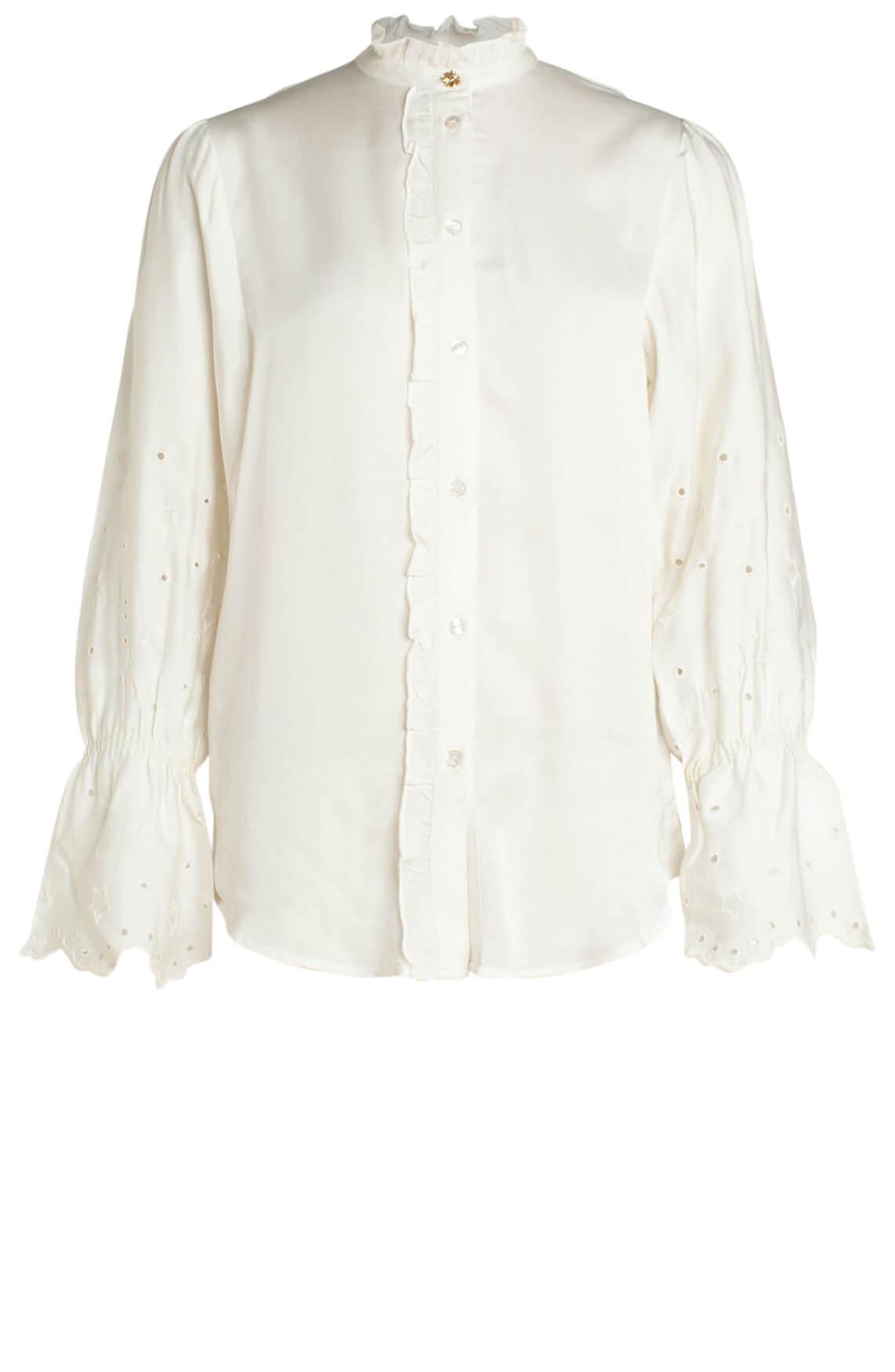 Fabienne Chapot Dames Clara blouse wit