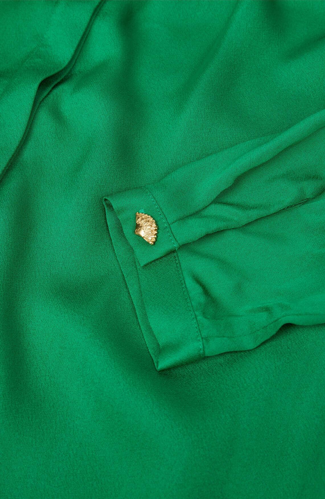 Fabienne Chapot Dames Sunrise blouse groen