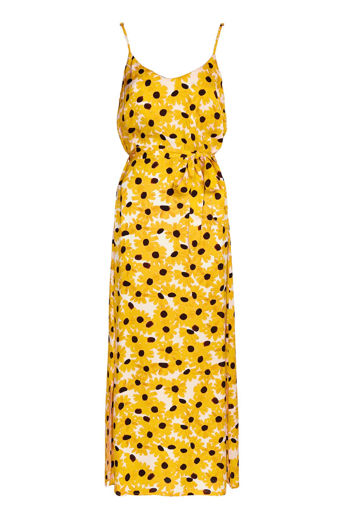Fabienne Chapot Dames Sun Set jurk geel