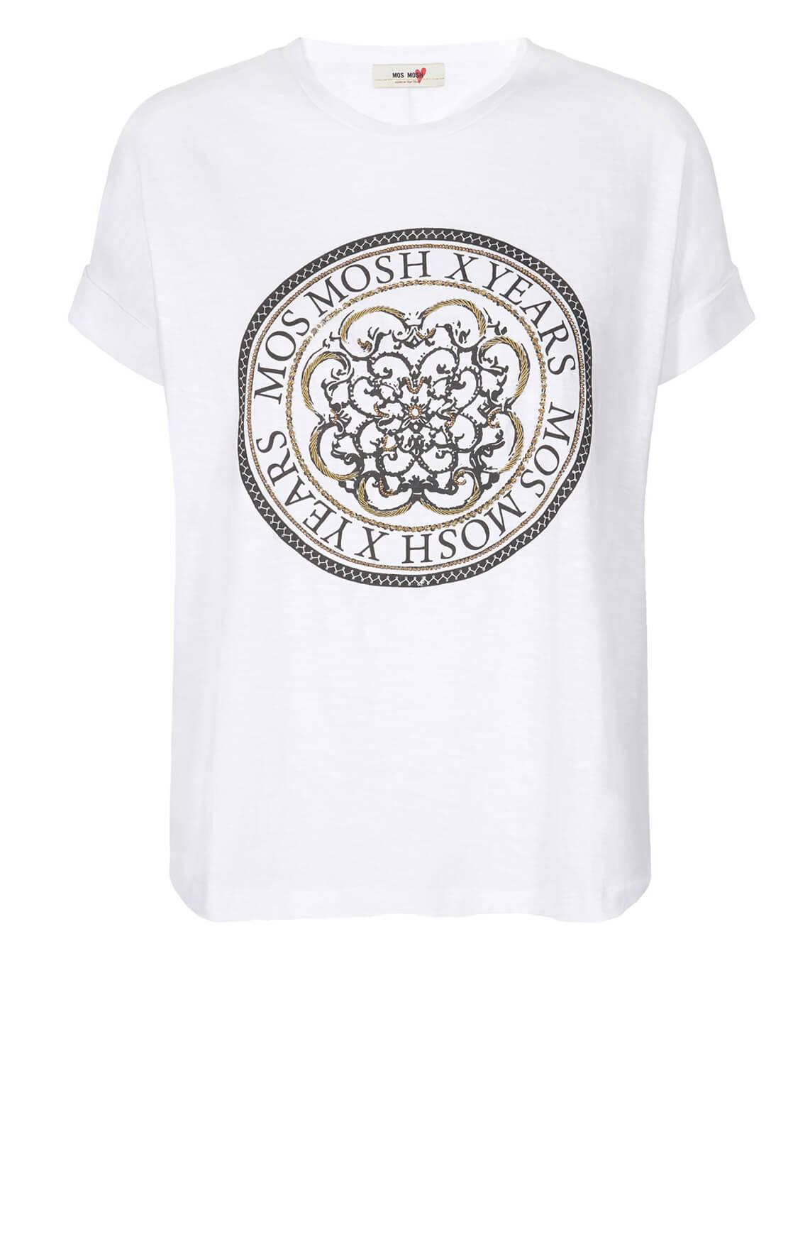 Mos Mosh Dames Yara shirt wit