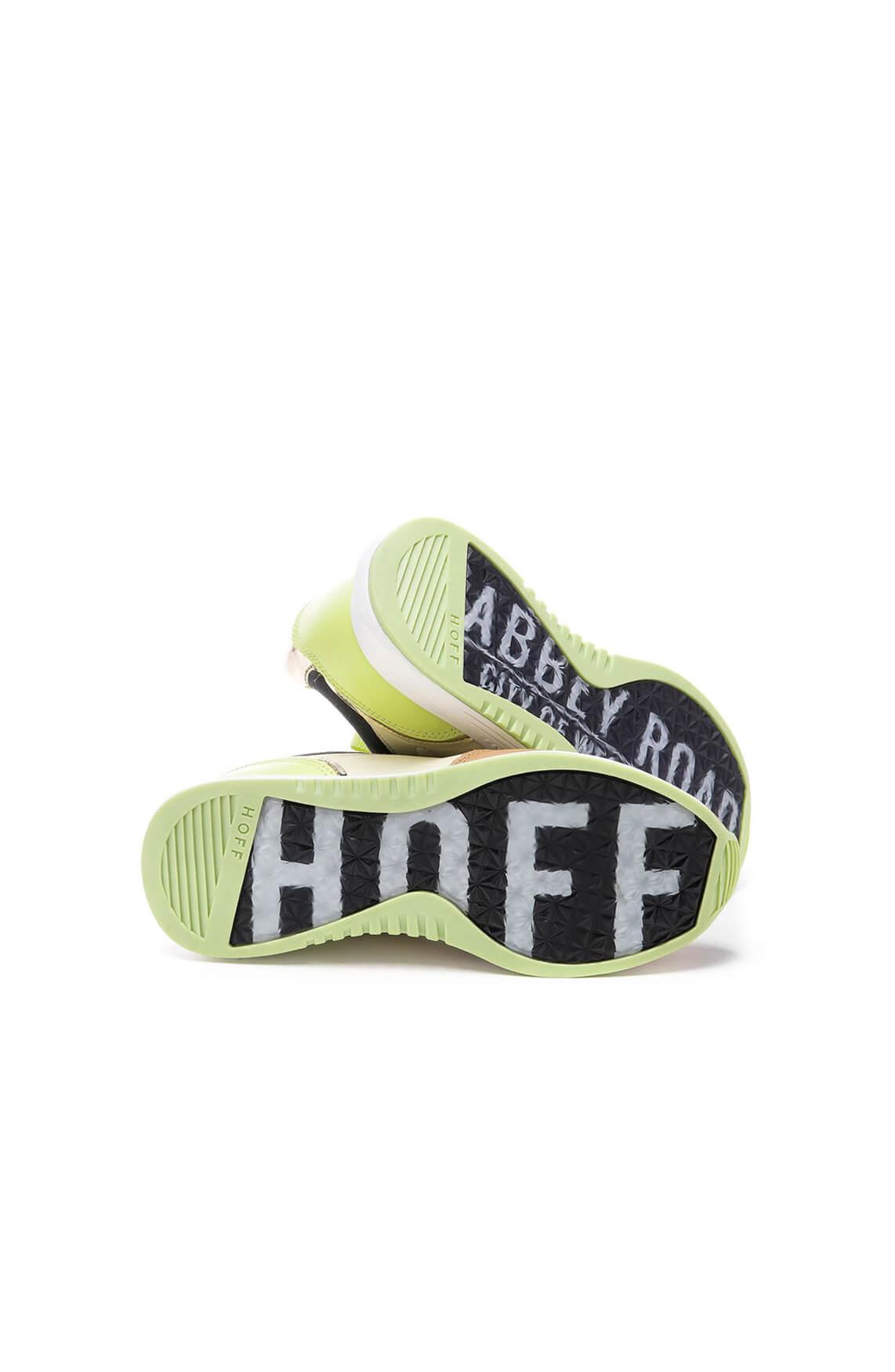 Hoff Dames Abbey sneaker groen