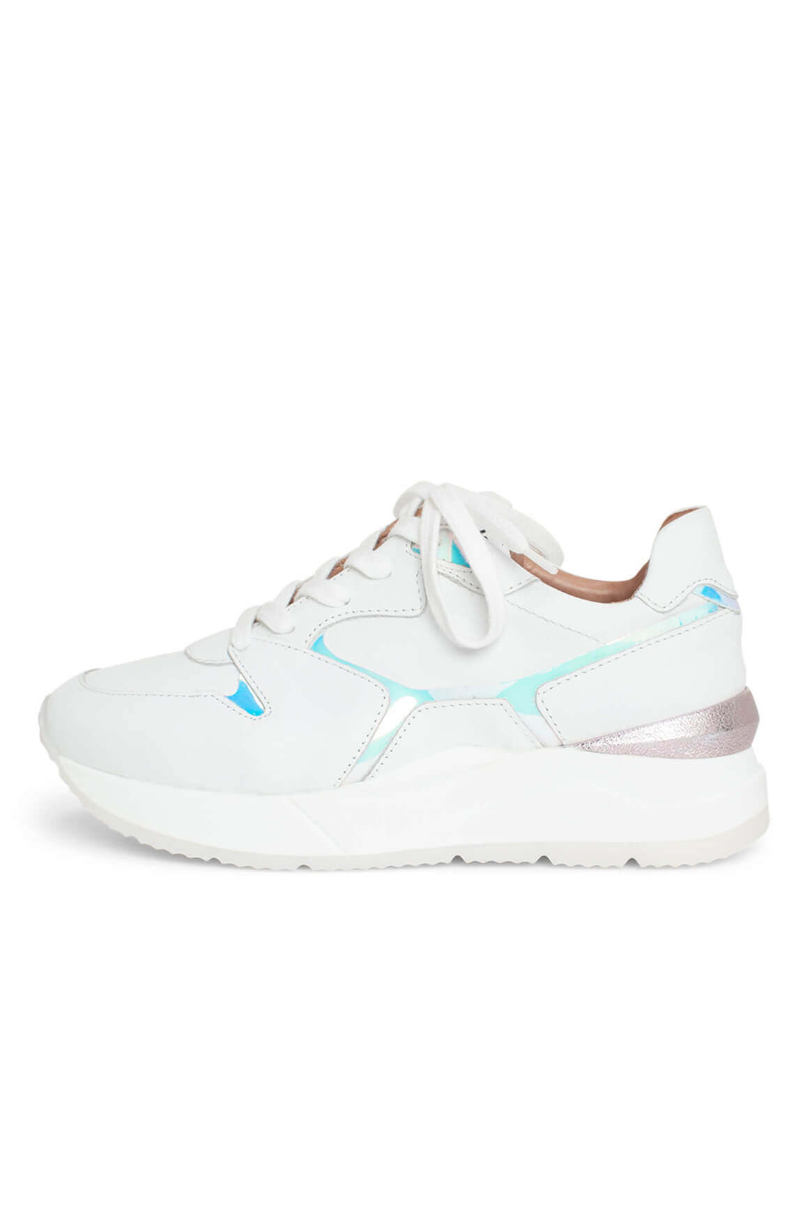 Mjus Dames Galaxy sneaker wit