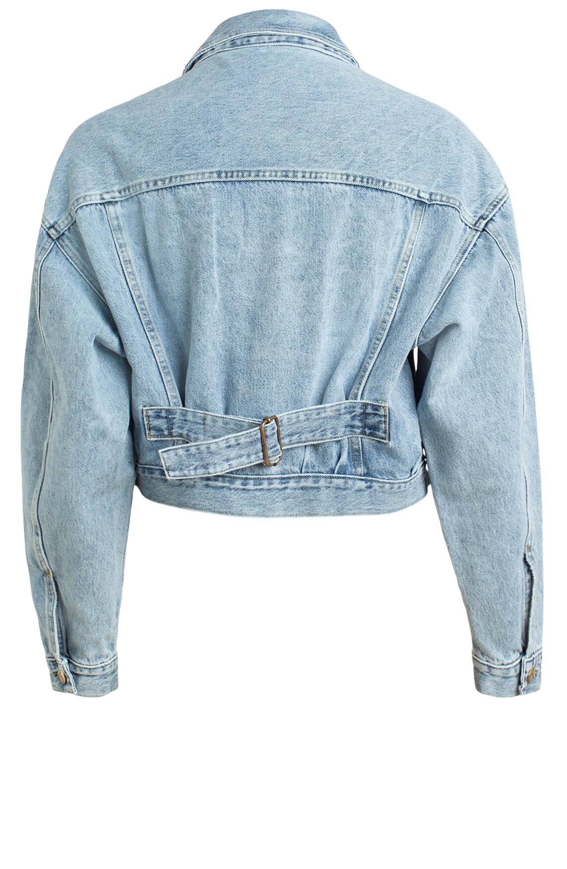 Lois Dames Torero spijkerjack Blauw