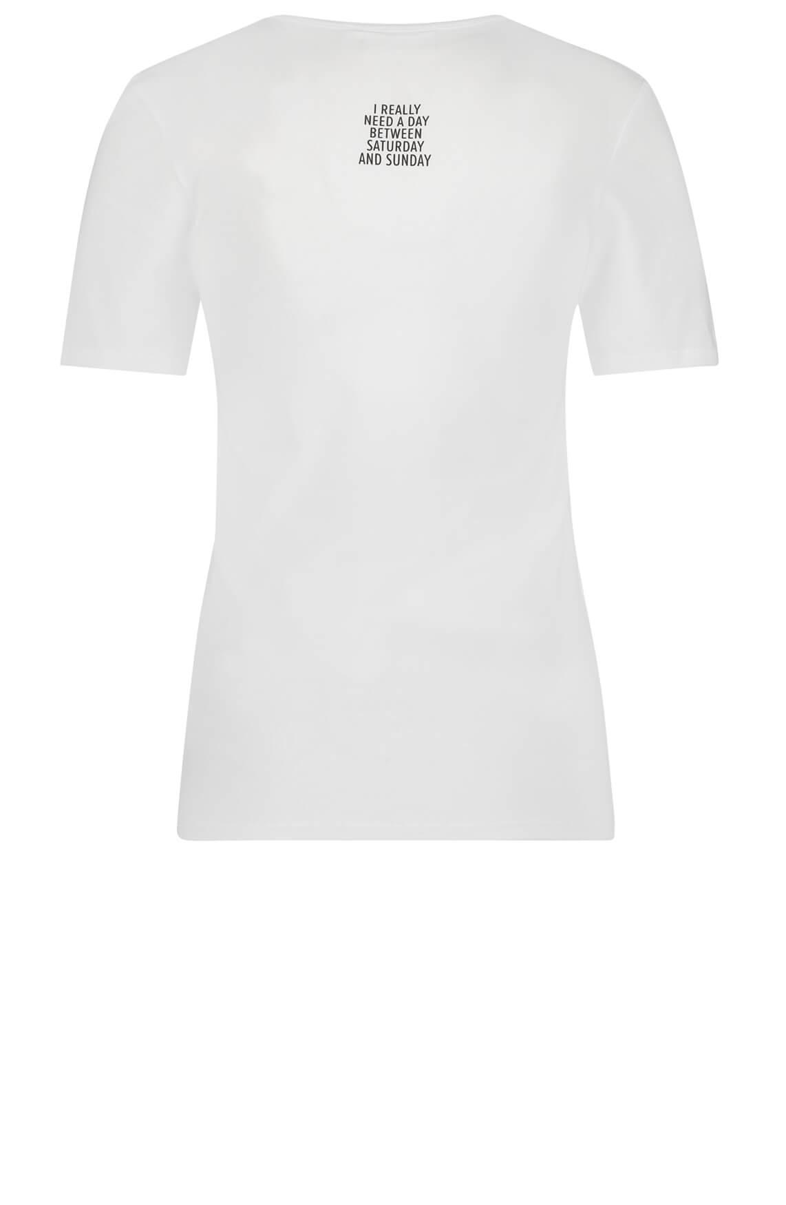 Penn & Ink Dames Shirt WKND wit