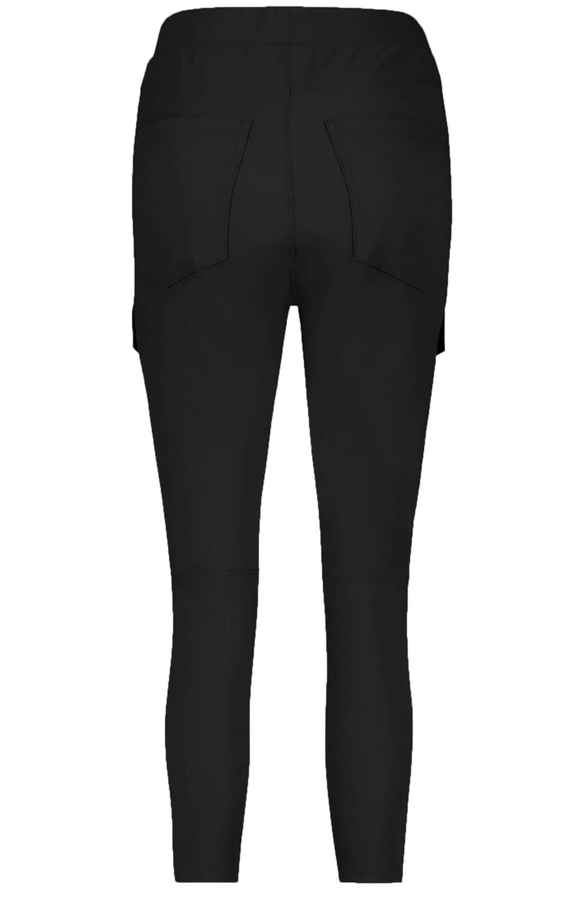 Penn & Ink Dames Pantalon zwart