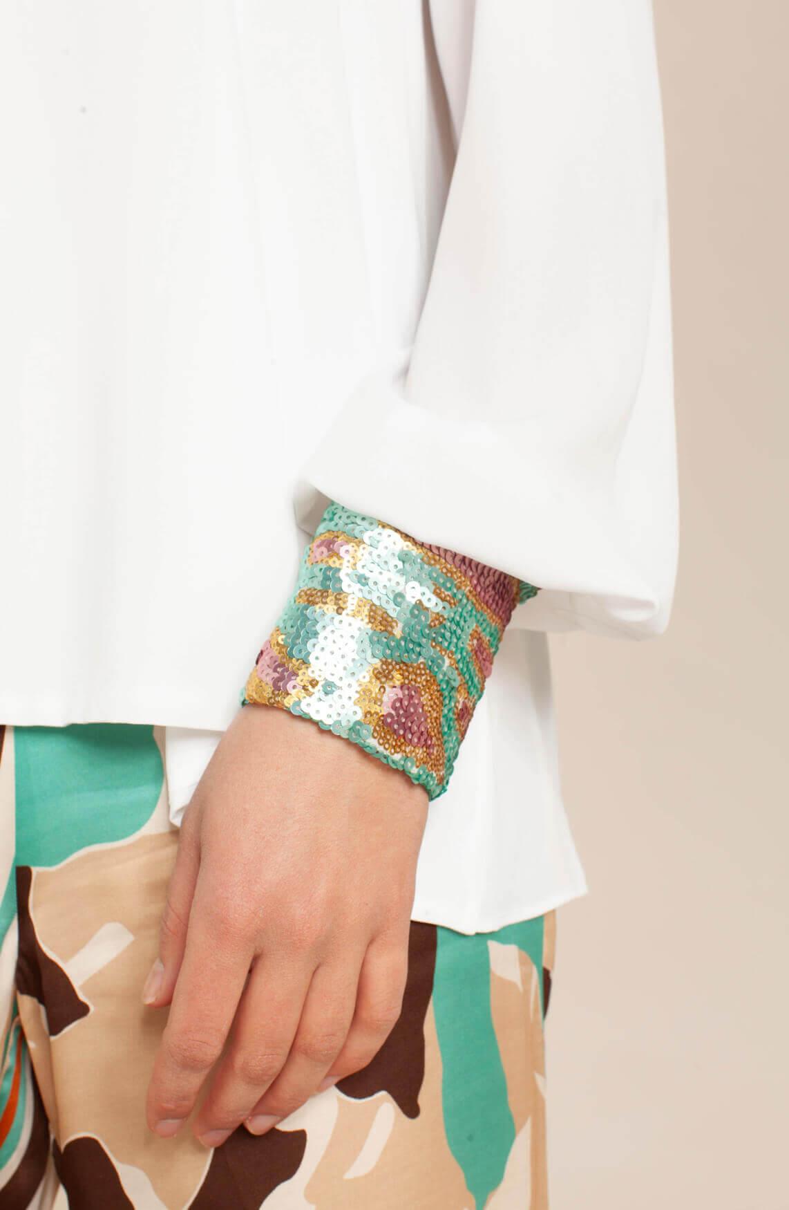 Kocca Dames Grenad blouse wit
