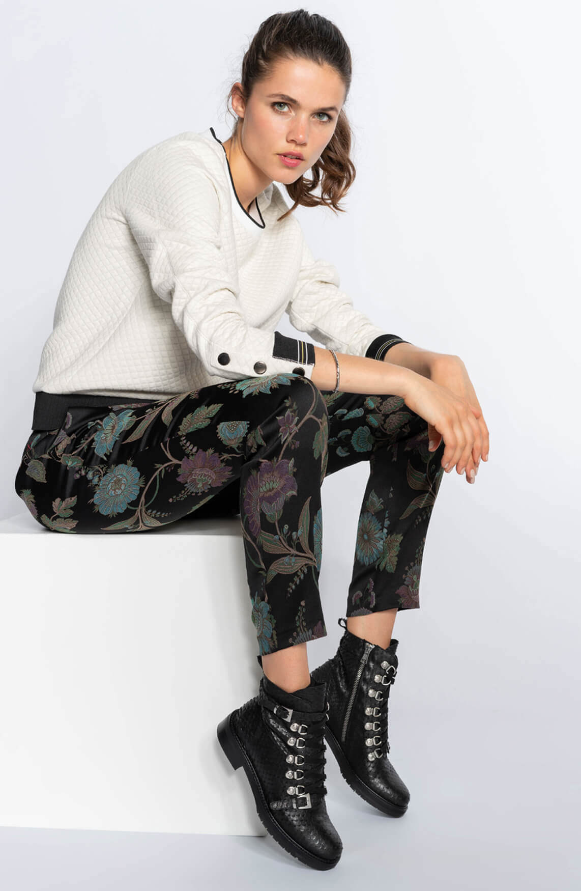 Dames Sporty and floral