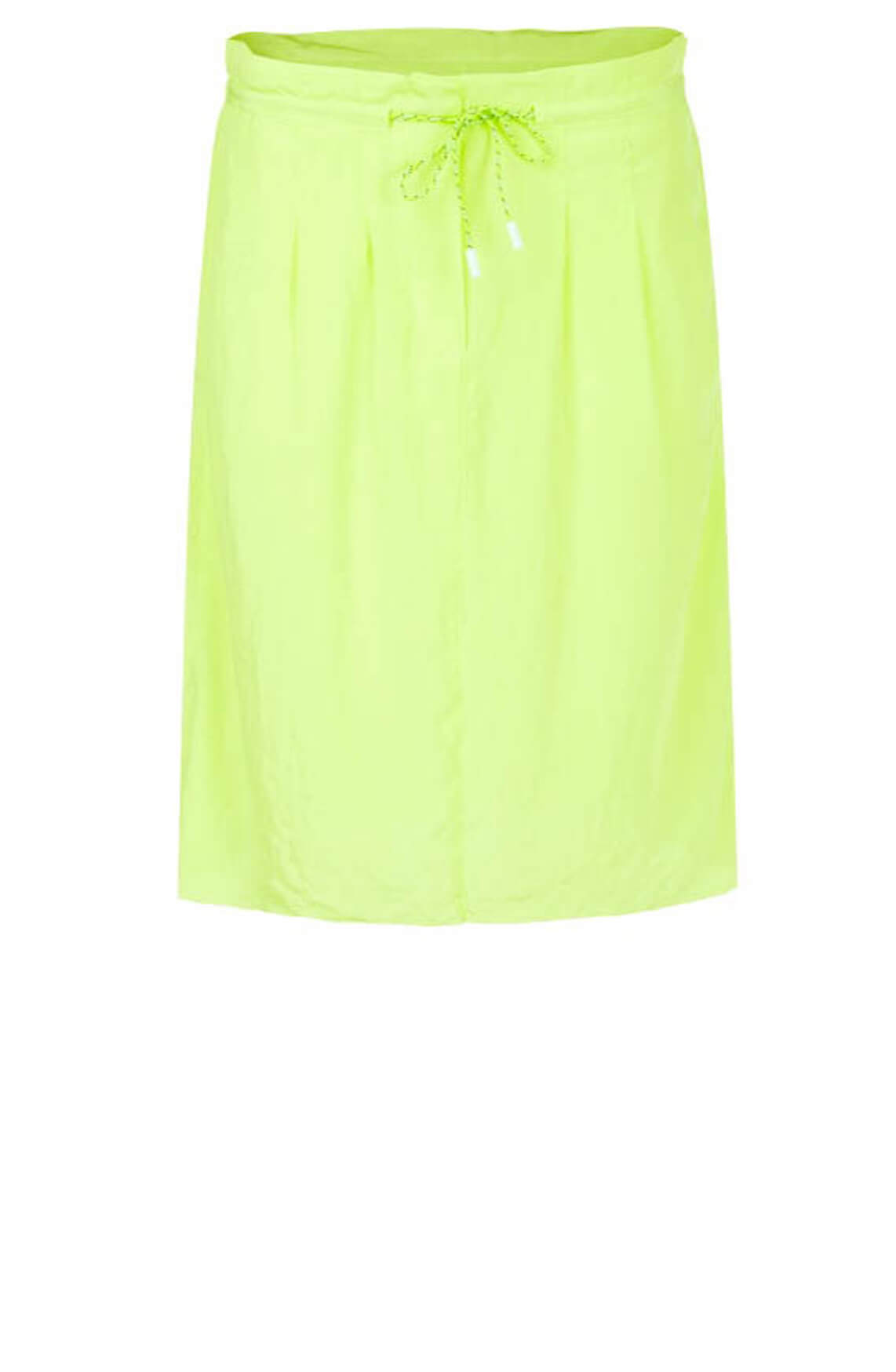 Marccain Sports Dames Neon rok geel