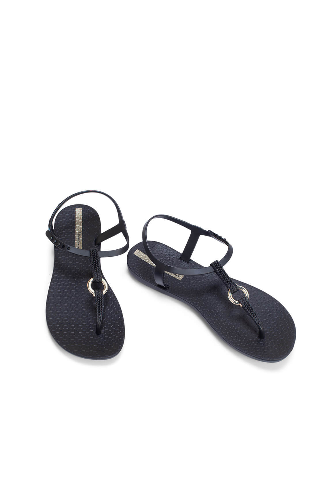 Ipanema Dames Charm slipper zwart