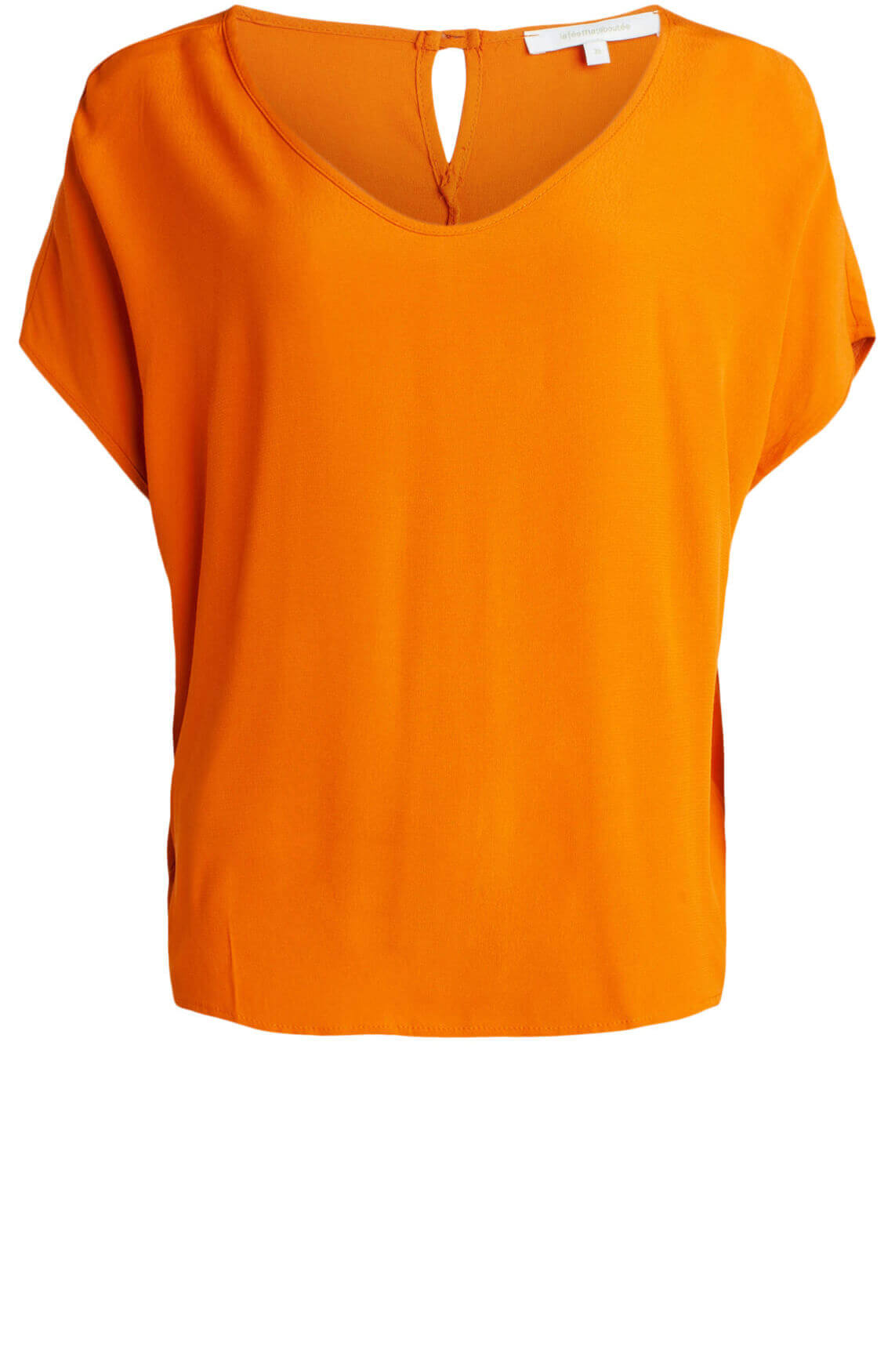 La Fée Maraboutée Dames Blouse Oranje