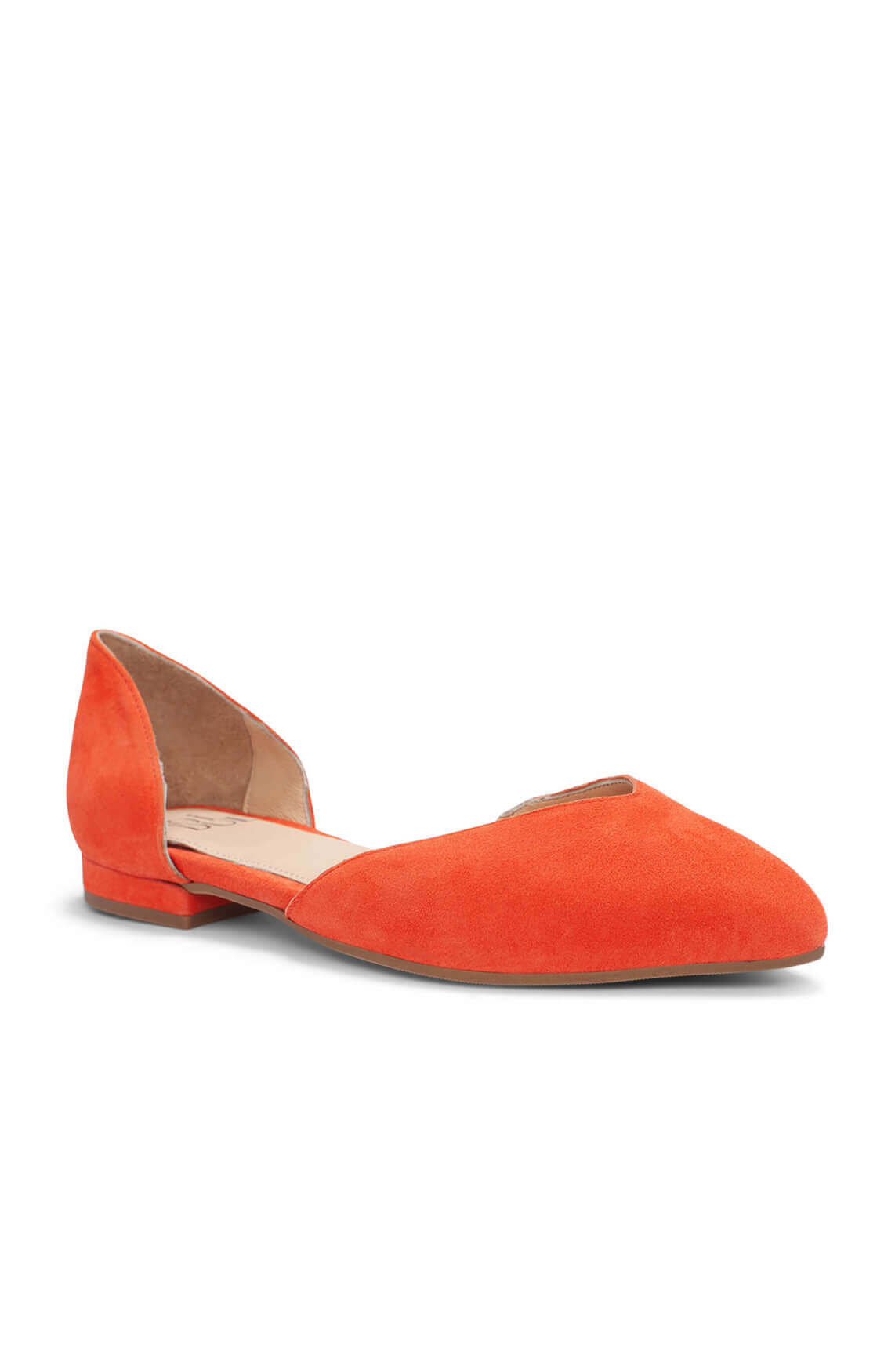 Noi Due Dames Muiltjes Oranje