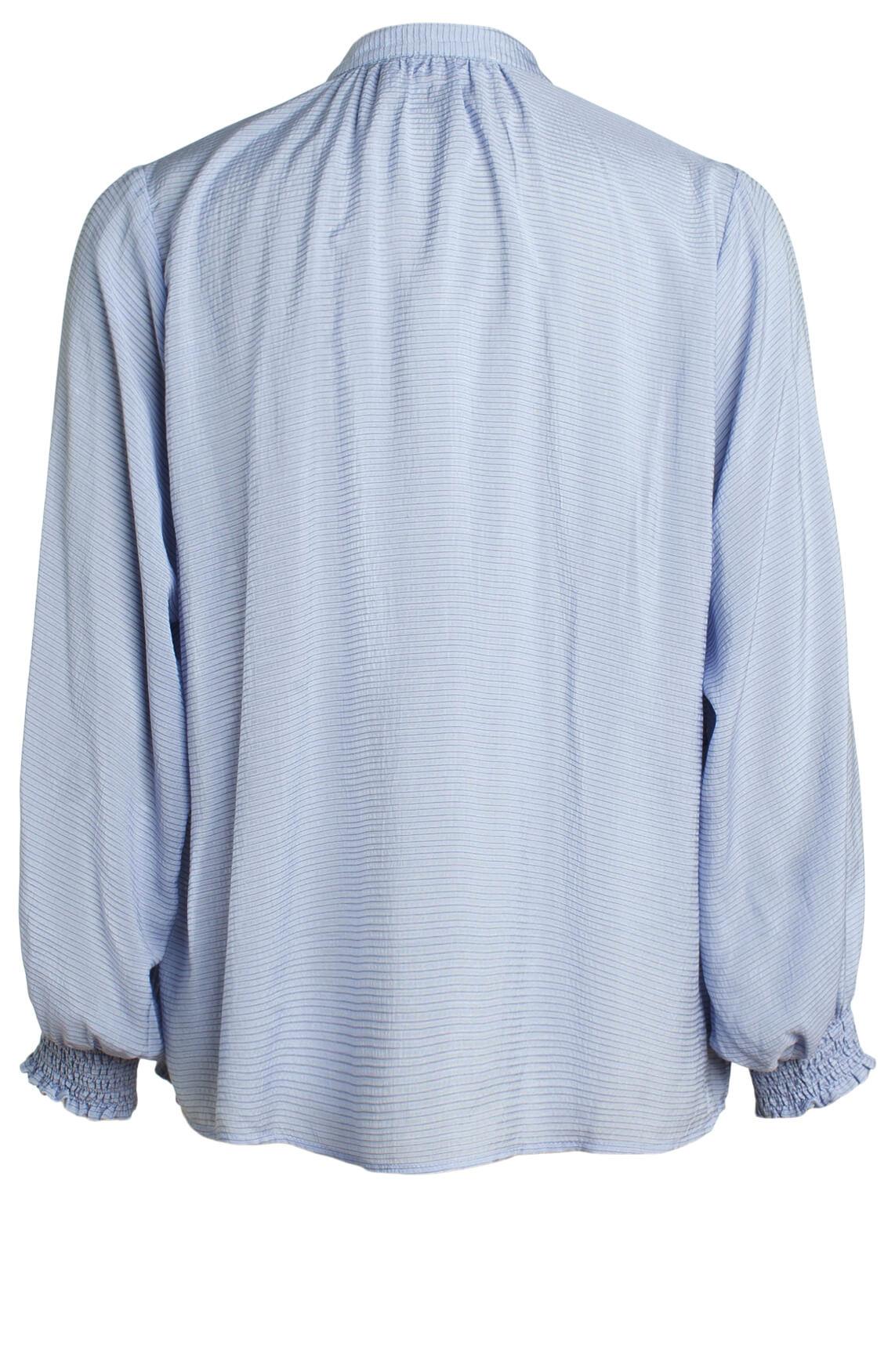 Co Couture Dames Pauline blouse Blauw