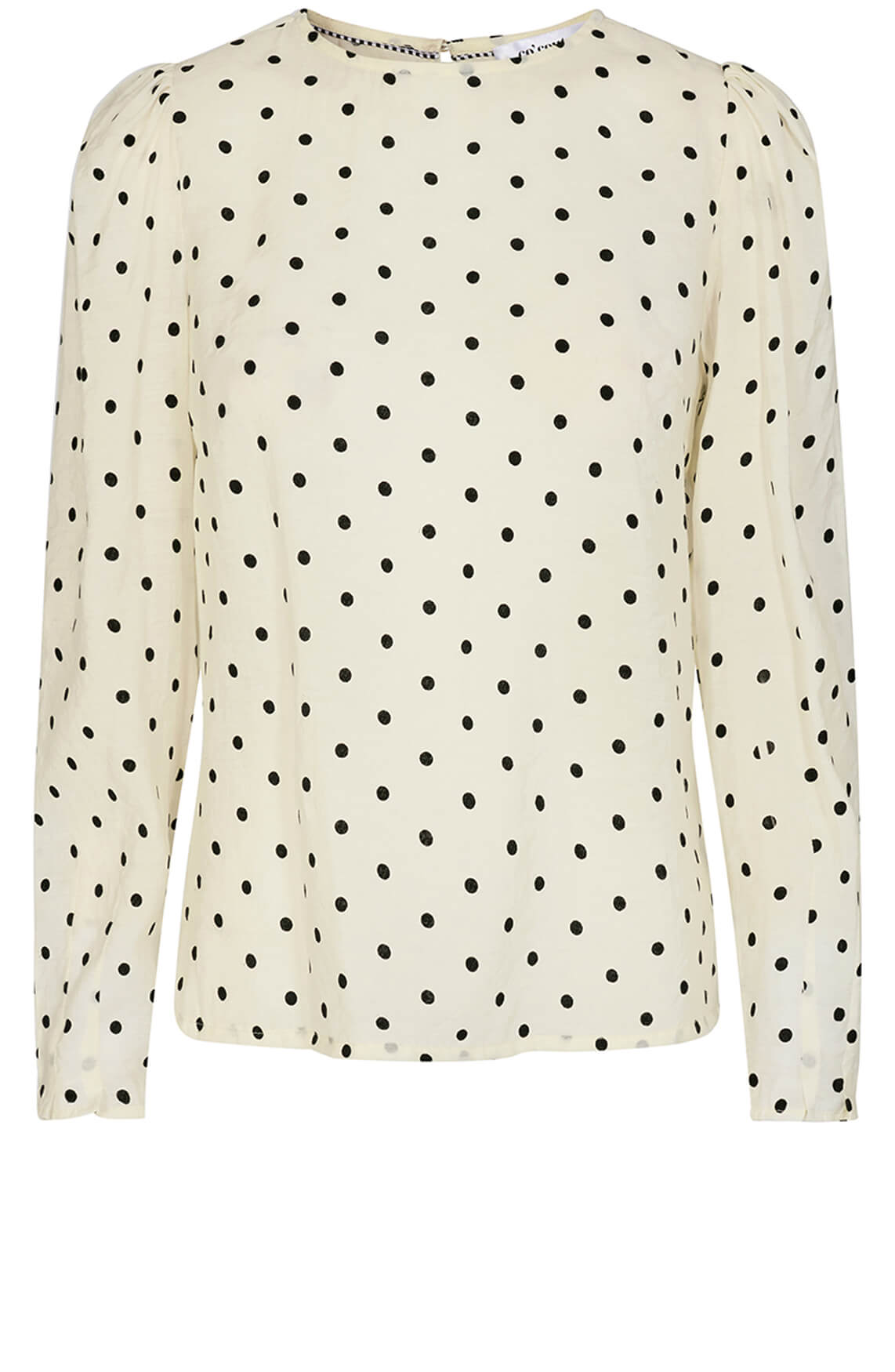 Co Couture Dames Terra blouse wit