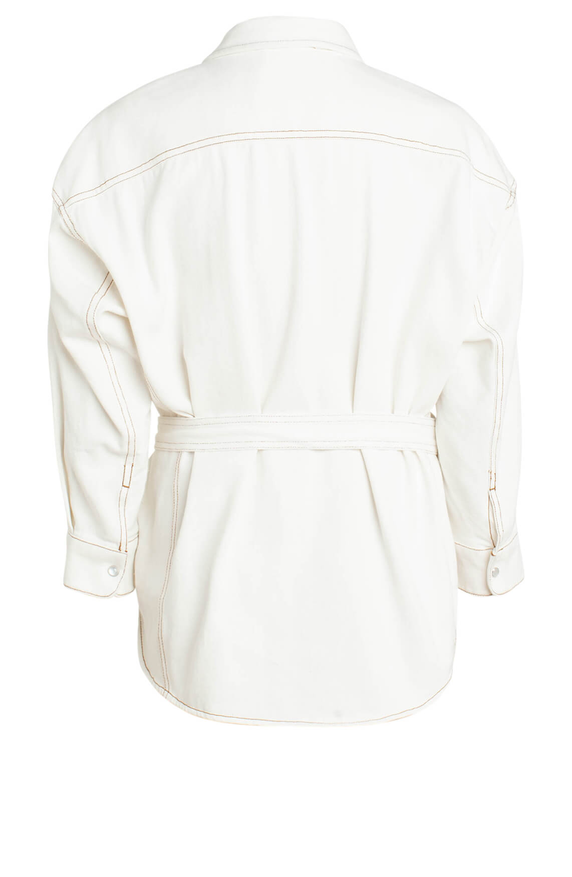 Co Couture Dames Maxine blouse jasje Ecru