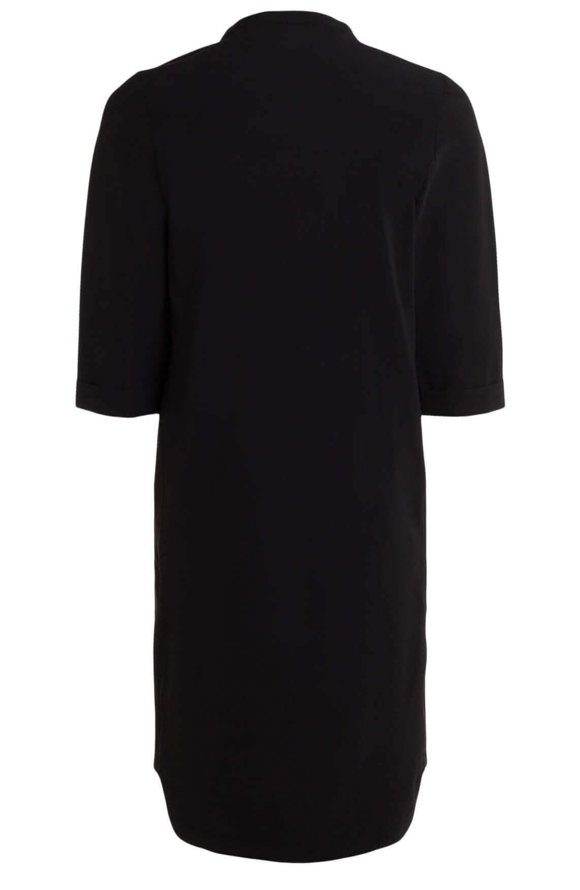 Penn & Ink Dames Jill jurk zwart
