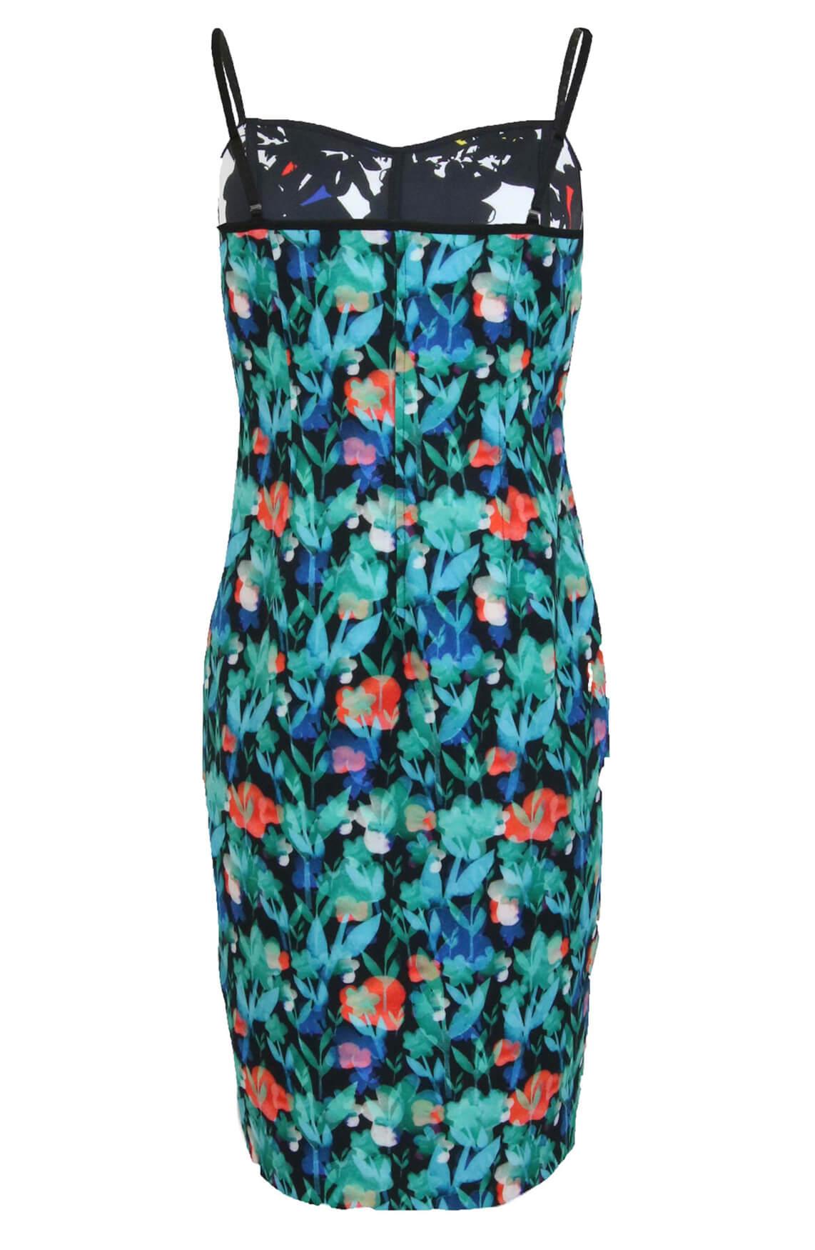 Eroke Dames Reversible jurk MultiColor