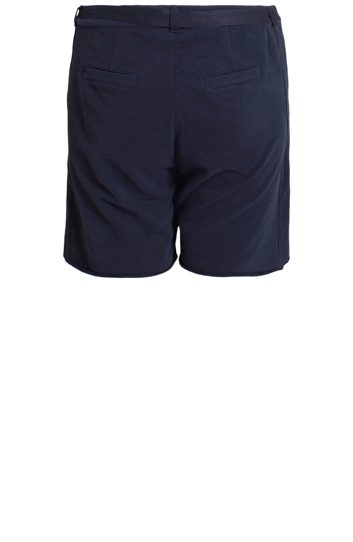 Penn & Ink Dames Sweatshort zwart