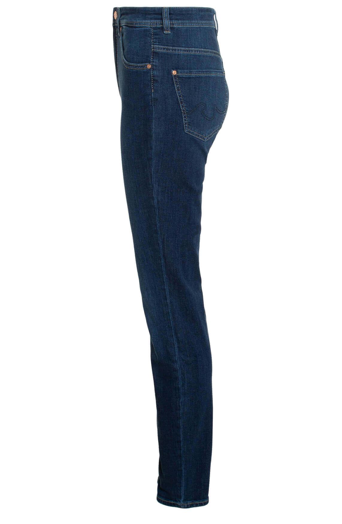 Rosner Dames Audrey high waist jeans Blauw
