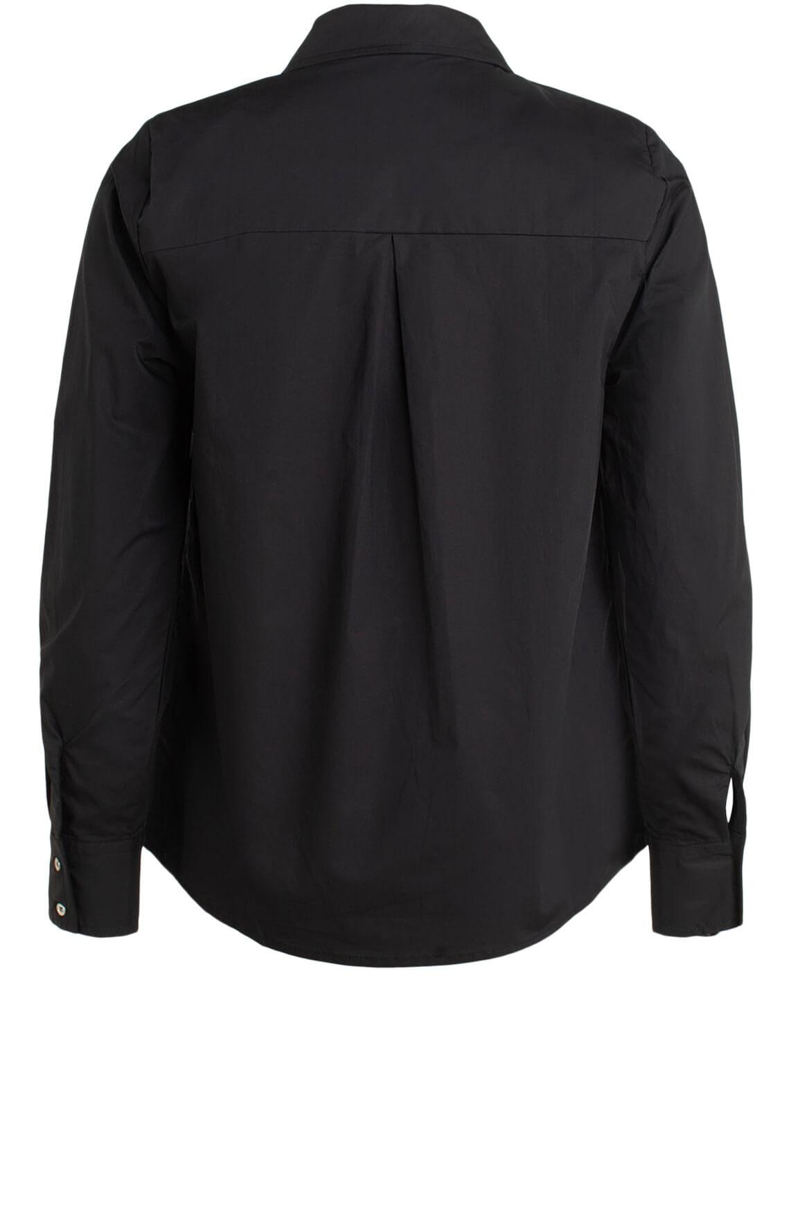 Co Couture Dames Coriolis blouse zwart