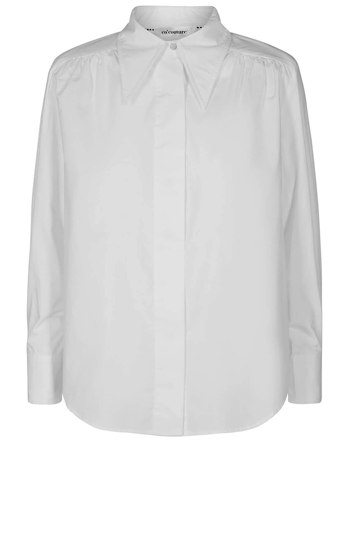 Co Couture Dames Coriolis blouse wit