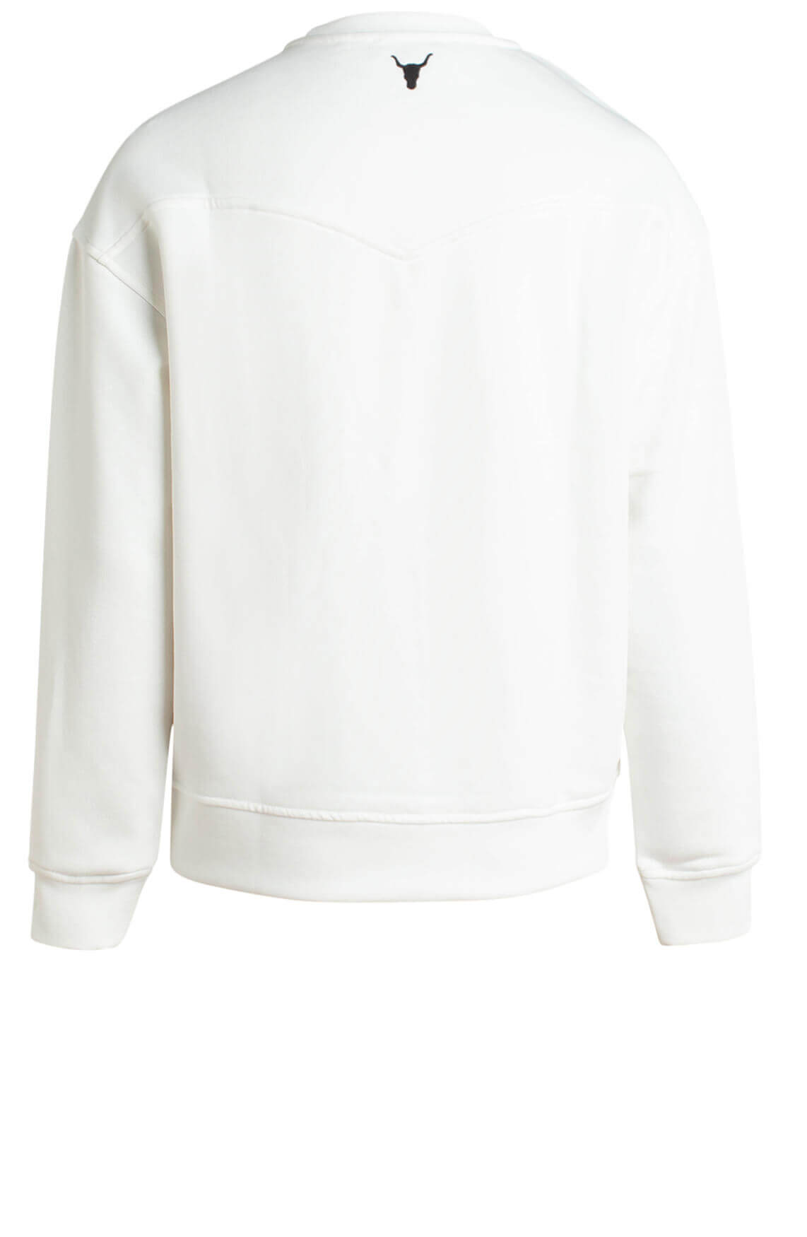 Alix The Label Dames Oversized sweater wit