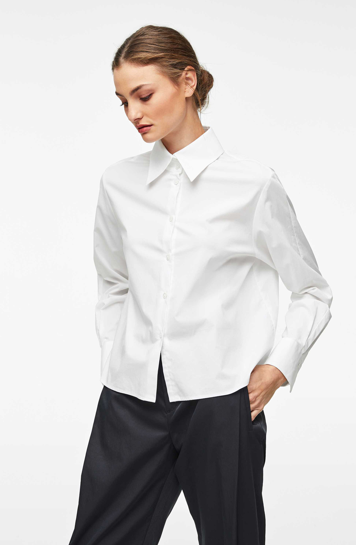 Drykorn Dames Charlad blouse wit