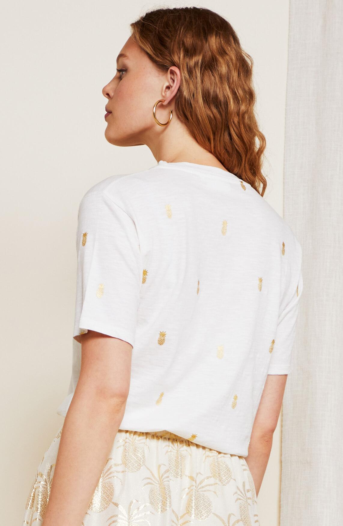 Fabienne Chapot Dames Phil shirt wit