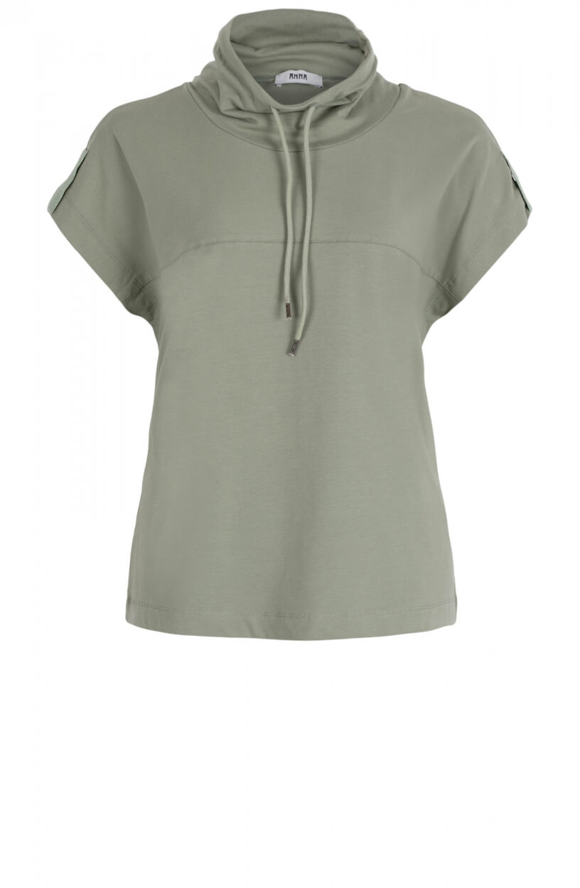 Anna Dames Sportief shirt Groen