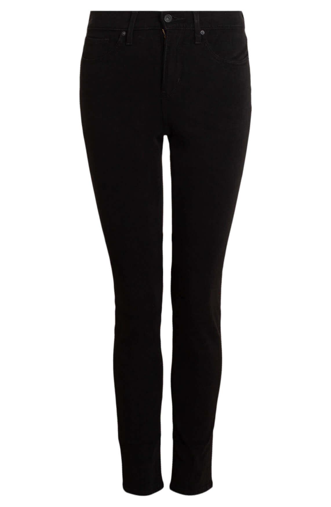 Levi's Dames 311 L32 shaping skinny jeans Zwart