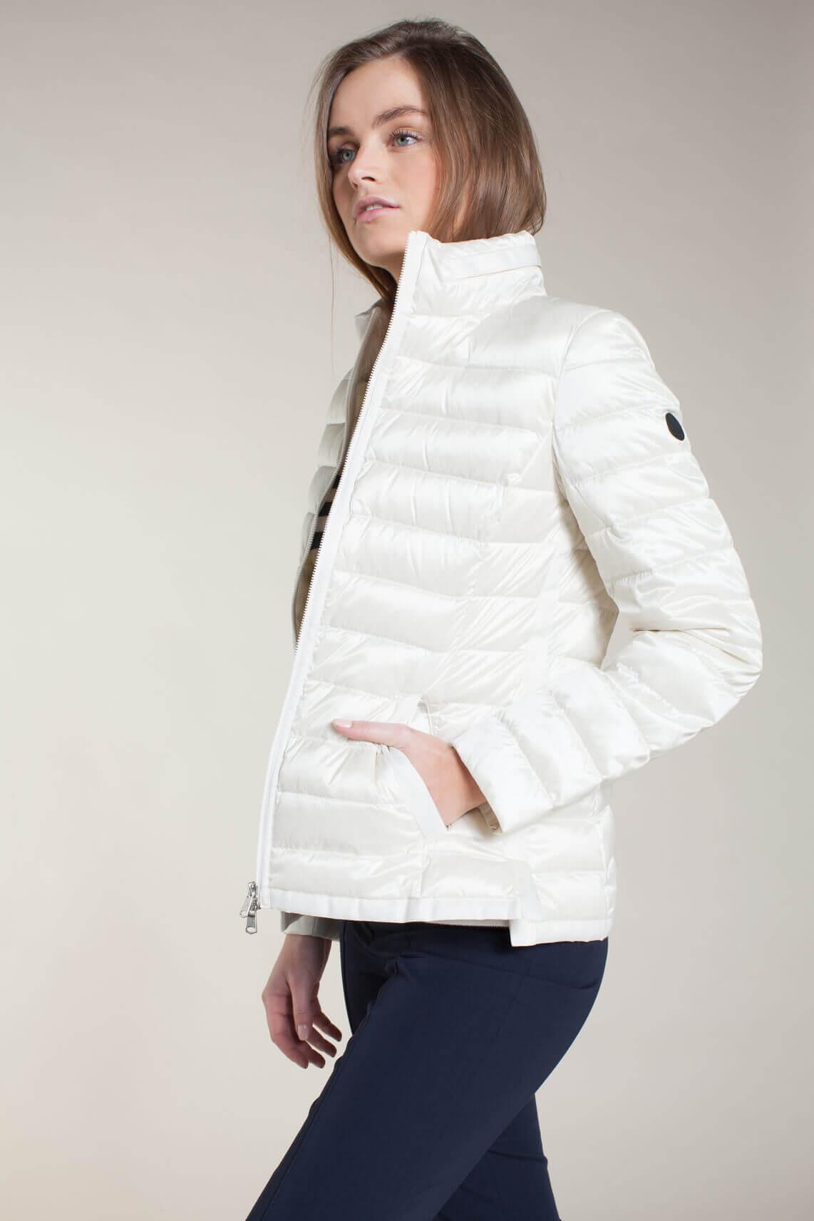 Beaumont Dames Gewatteerde donsjas wit