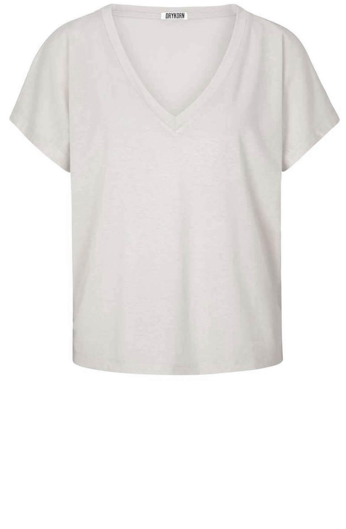 Drykorn Dames Svana shirt Grijs
