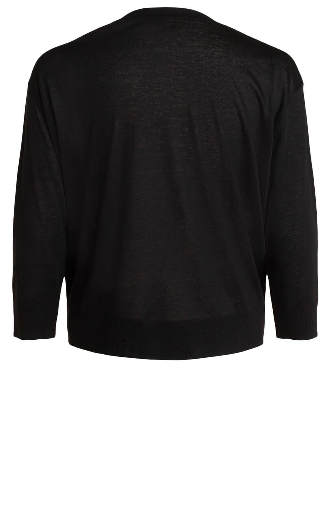 Drykorn Dames Gima shirt zwart