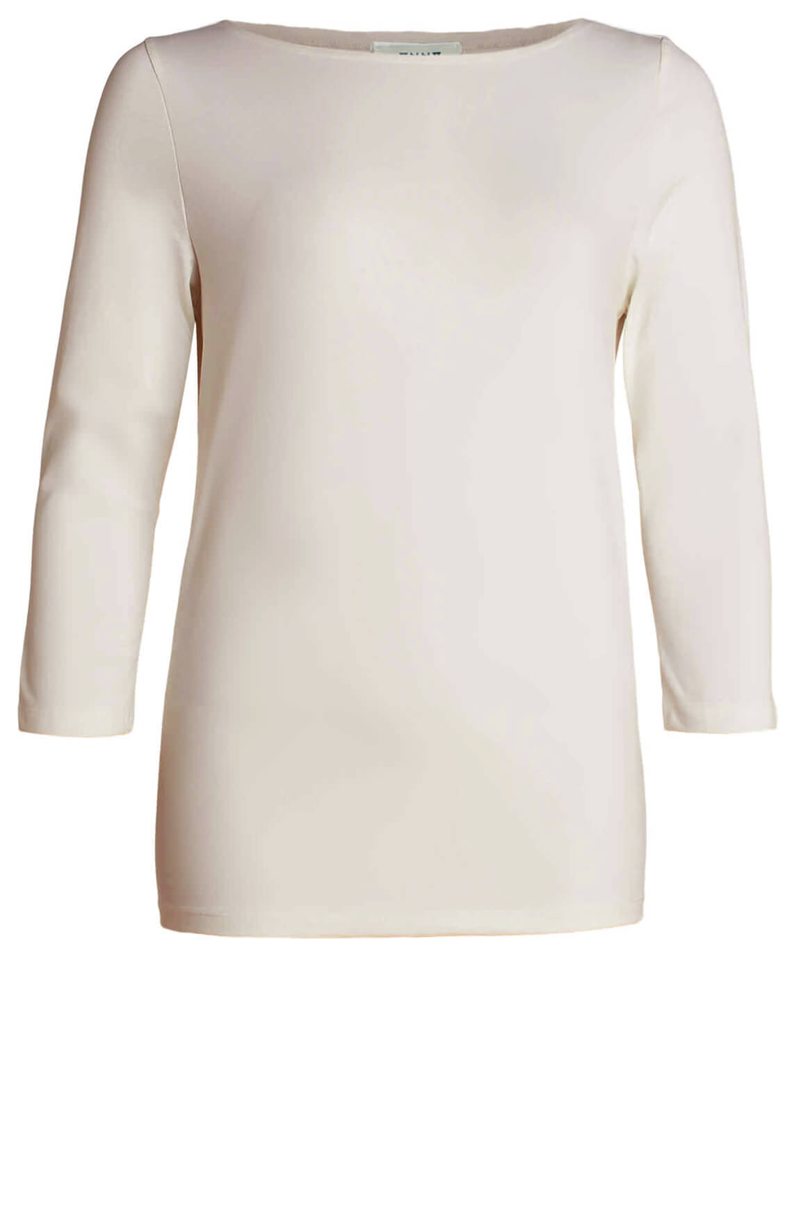 Anna Dames Seamless shirt Ecru