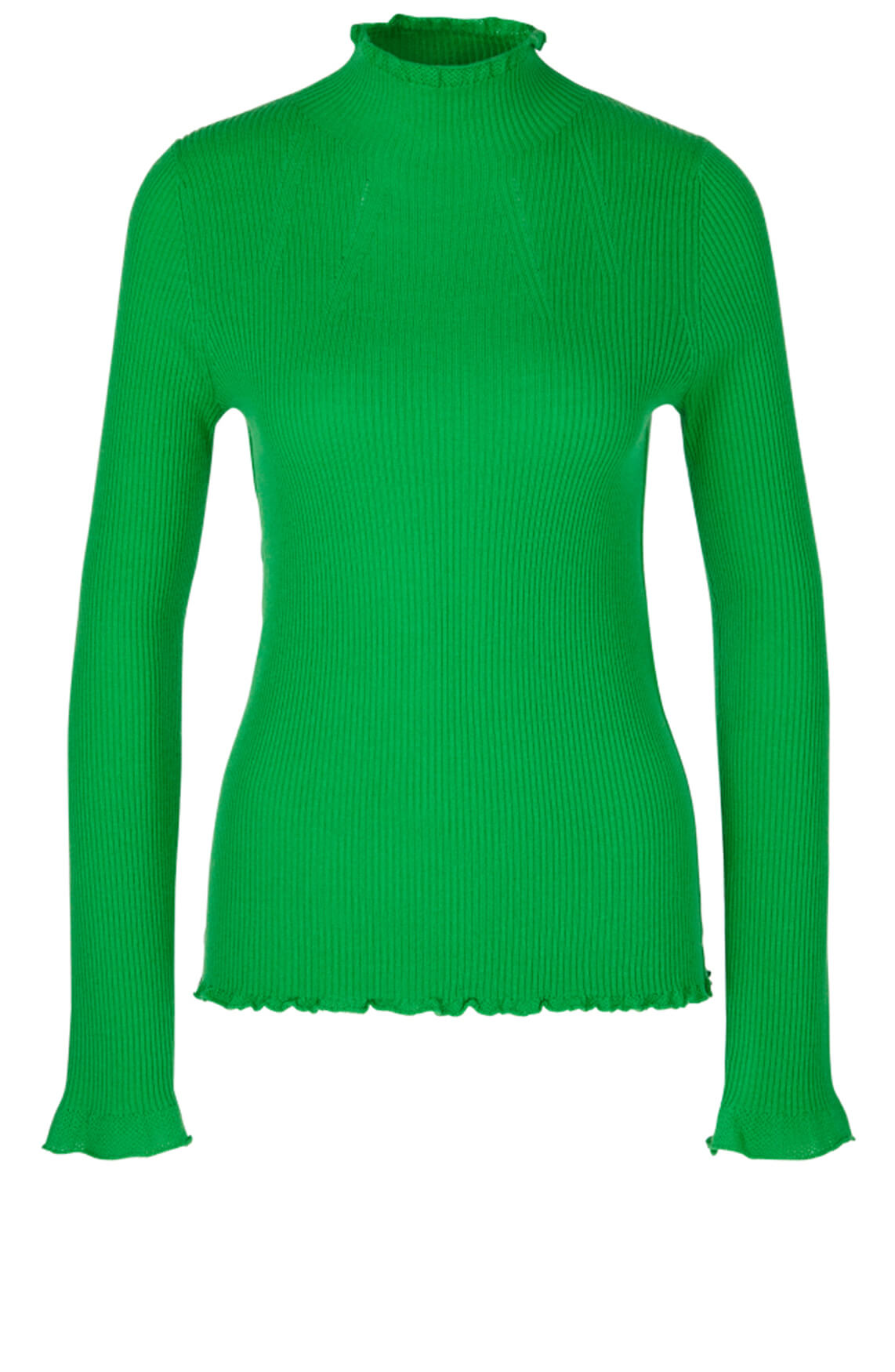Marccain Dames Pull met cashmere groen
