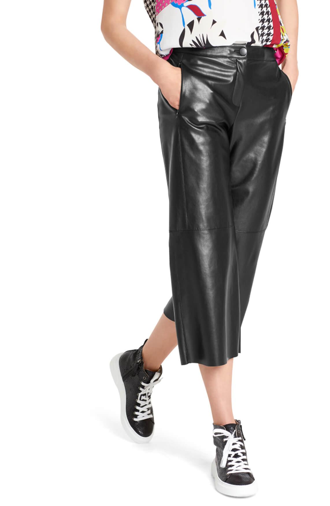 Marccain Dames Culotte pantalon zwart