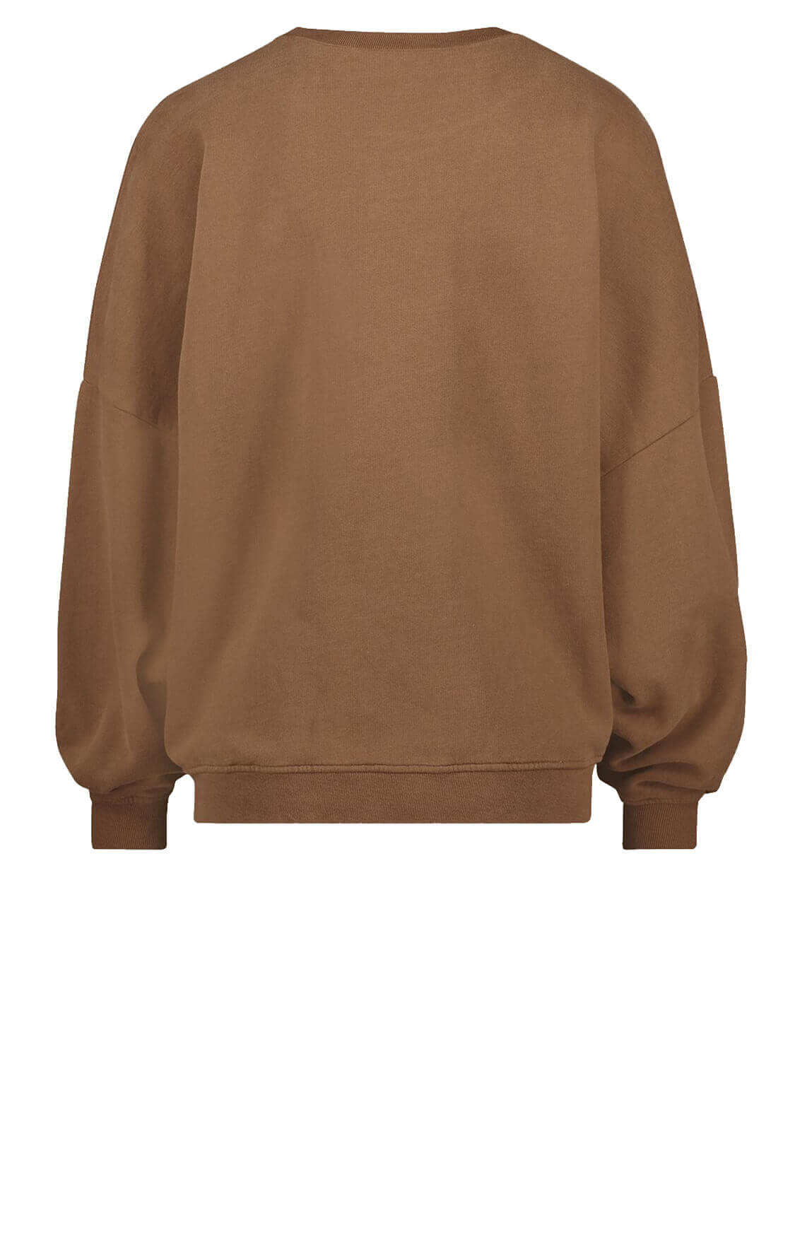 Penn & Ink Dames Sweater Bruin