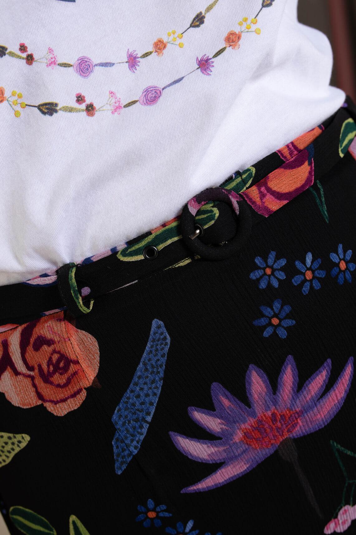 Baum und Pferdgarten Dames Jolee shirt wit