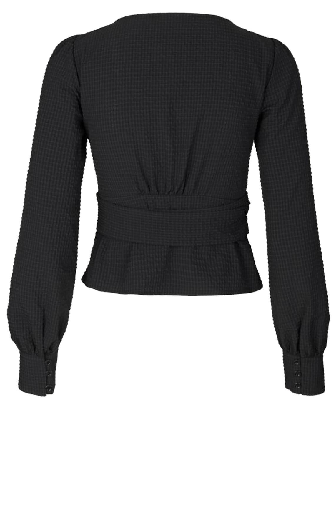 Baum und Pferdgarten Dames Mae blouse zwart