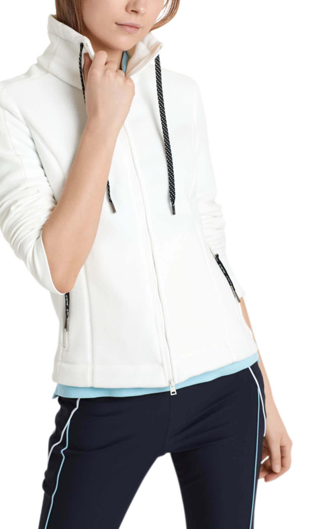 Marccain Sports Dames Vest wit