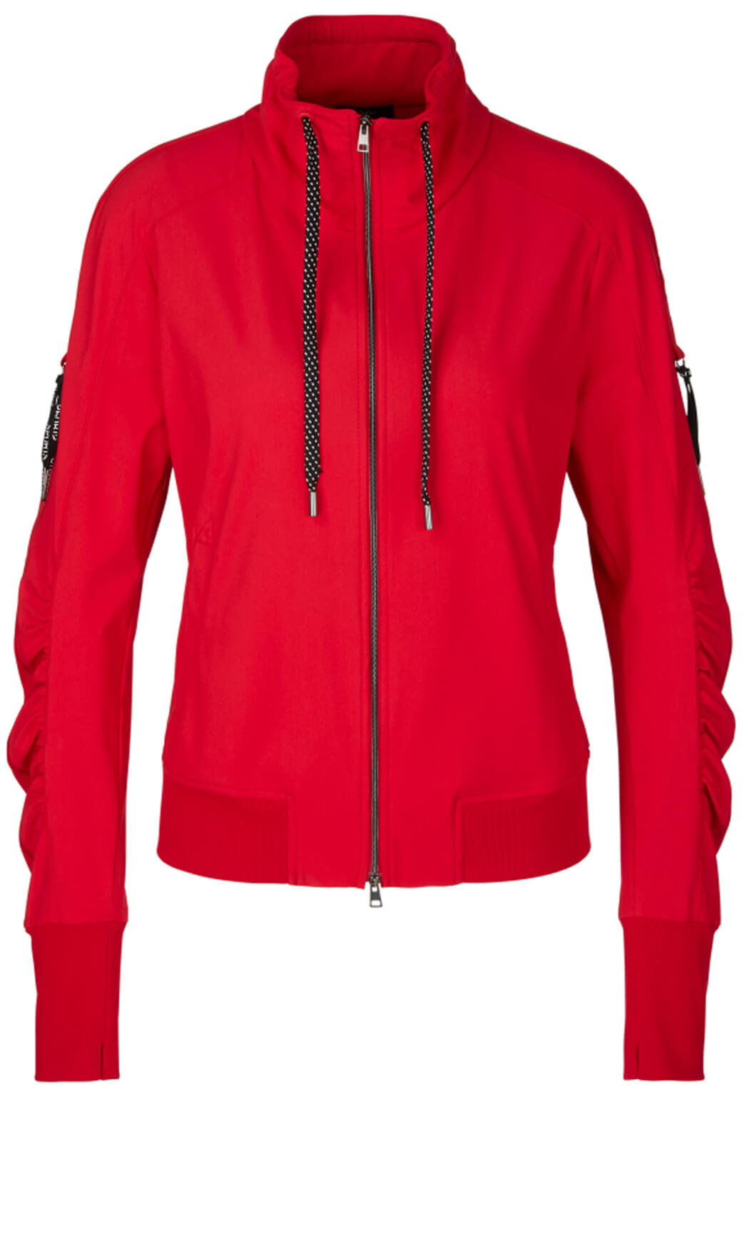 Marccain Sports Dames Vest Rood