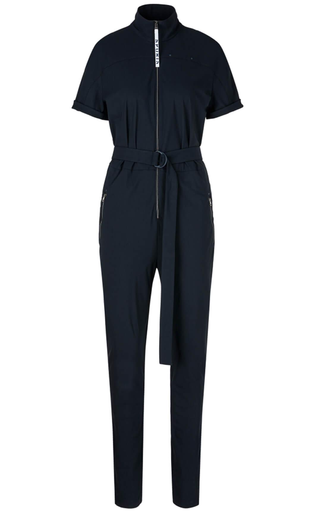 Marccain Sports Dames Jumpsuit zwart