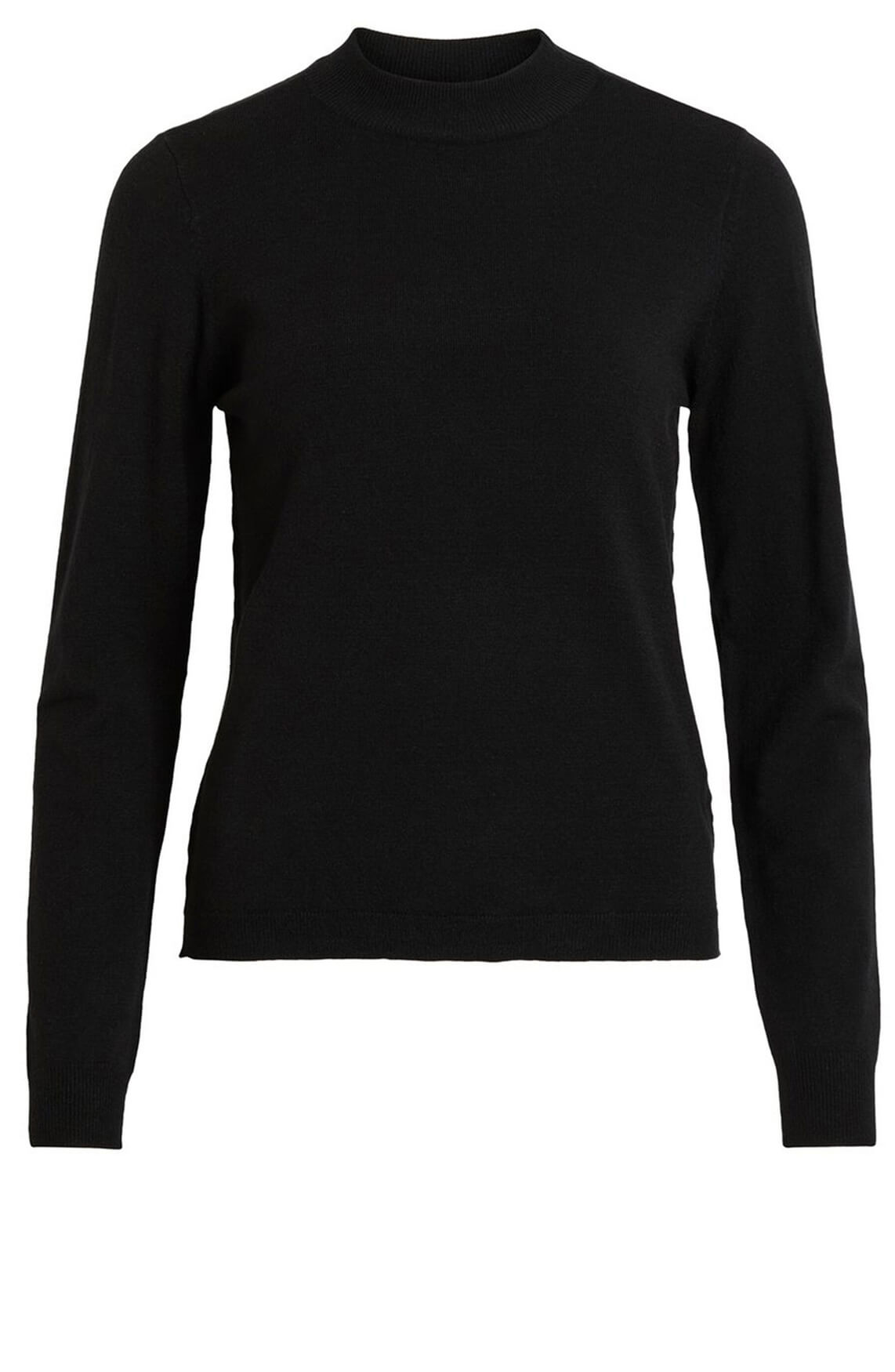 Object Dames Thess pullover zwart